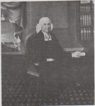 Rev. Eleazar Wheelock, Founder of Dartmouth College.