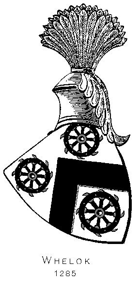 Wheelock Coat of Arms